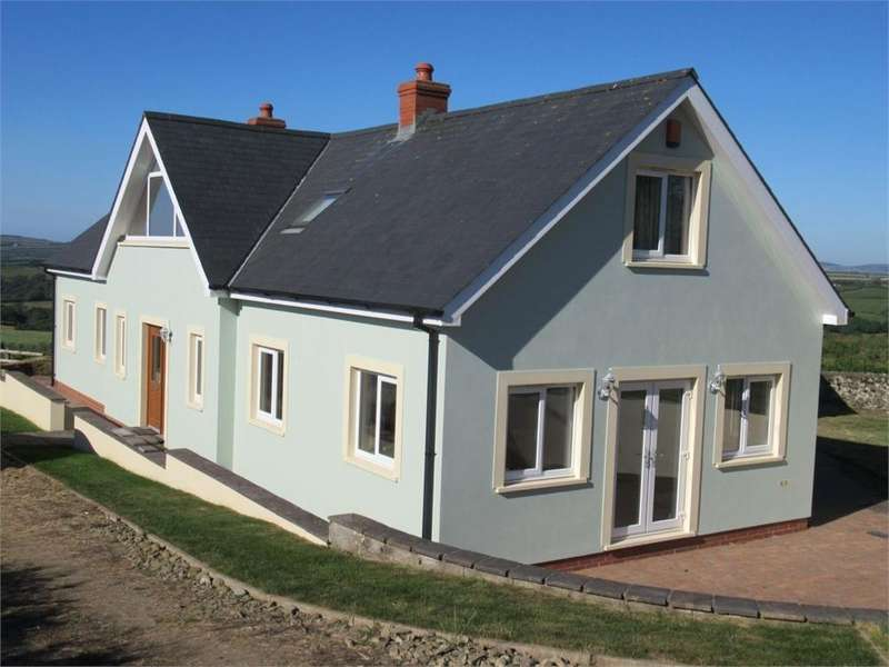 3 Bedrooms Detached Bungalow for sale in Gorwel, Mathry, Haverfordwest, Pembrokeshire