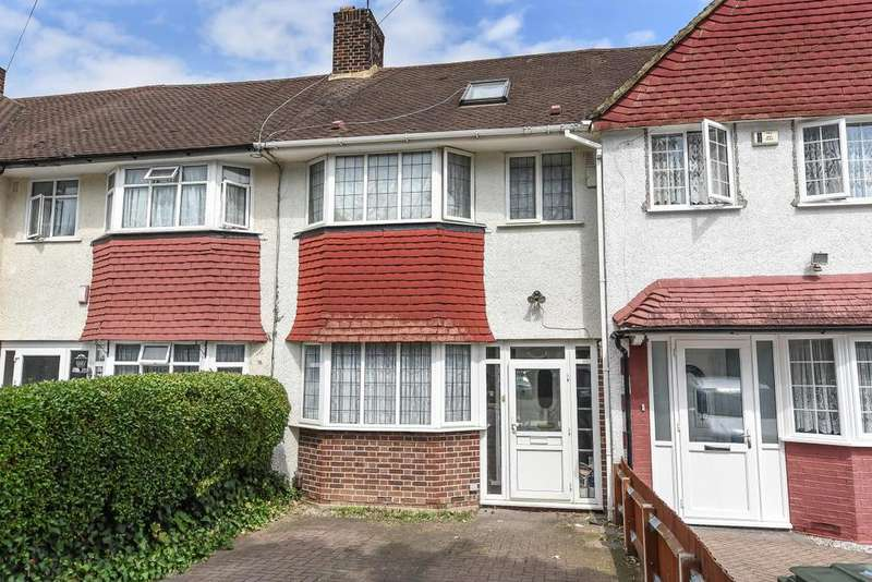 4 Bedrooms Terraced House for sale in Longhill Road, Catford