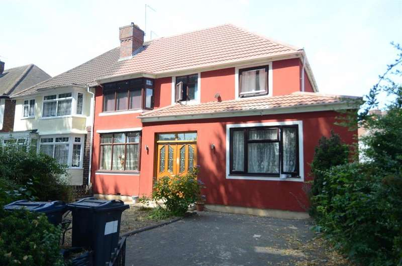 4 Bedrooms Semi Detached House for sale in Burney Lane, Birmingham