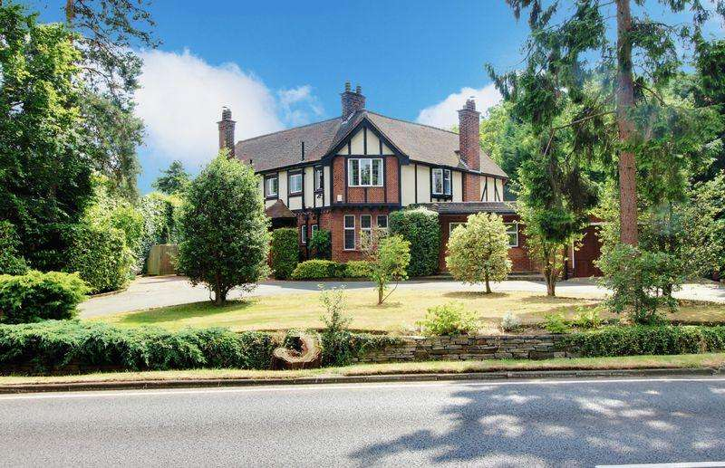 4 Bedrooms Detached House for sale in The Ridgeway, Cuffley