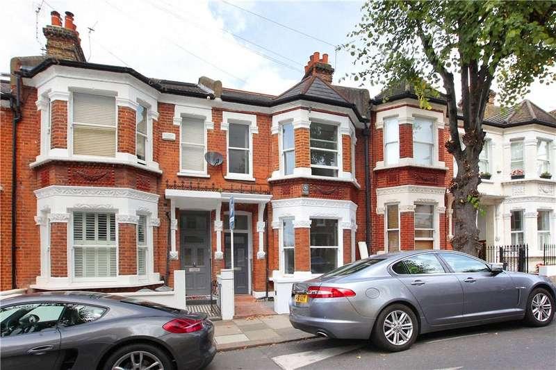 3 Bedrooms Terraced House for sale in Bramfield Road, Battersea, London, SW11