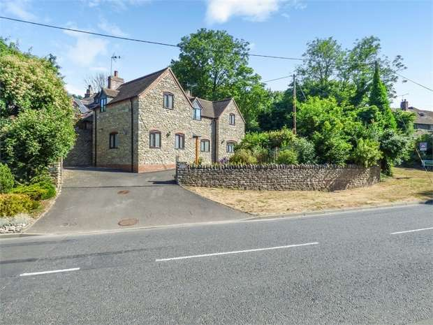3 Bedrooms Detached House for sale in Shrewsbury Road, Much Wenlock, Shropshire