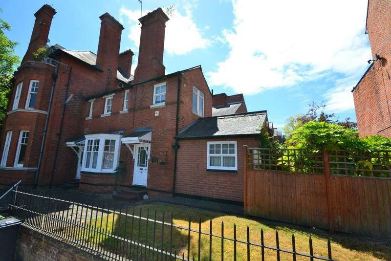 1 Bedroom Town House for sale in Alexandra Road, Leicester