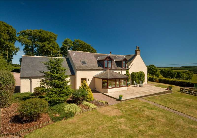4 Bedrooms Detached House for sale in Blairs Of Fetteresso, Fetteresso, Stonehaven, Aberdeenshire, AB39