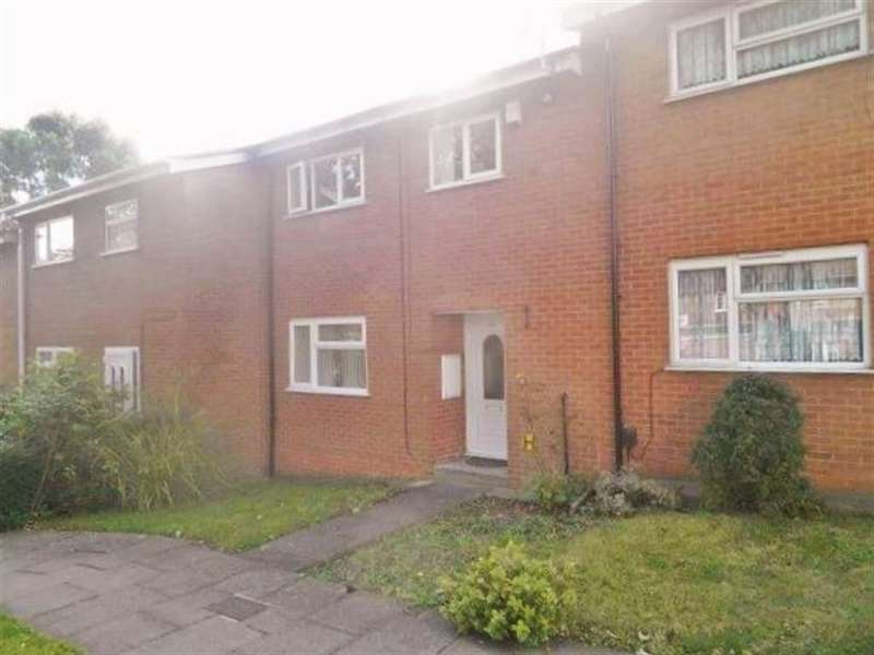 3 Bedrooms Terraced House for sale in Old Walsall Road, Great Barr, Birmingham, B42 1HY
