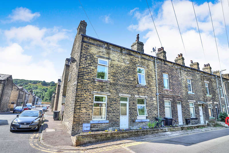 4 Bedrooms Terraced House for sale in Sackville Street, Todmorden, OL14