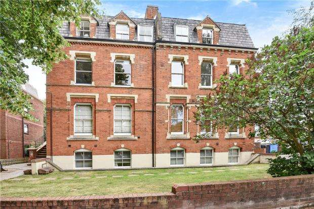 2 Bedrooms Apartment Flat for sale in Ridings House, 66-68 Alma Road, Windsor
