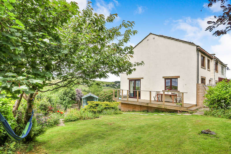 4 Bedrooms Semi Detached House for sale in Spenbrook Road, Newchurch-In-Pendle, Burnley, BB12