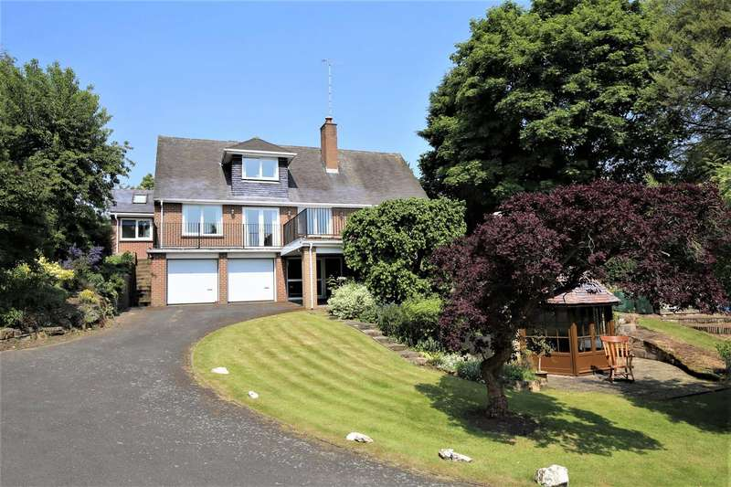 4 Bedrooms Property for sale in Haywoods, Penn Lane, Melbourne DE73 8EQ
