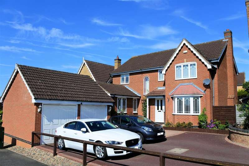 4 Bedrooms Property for sale in Gonerby Hill Foot, Grantham