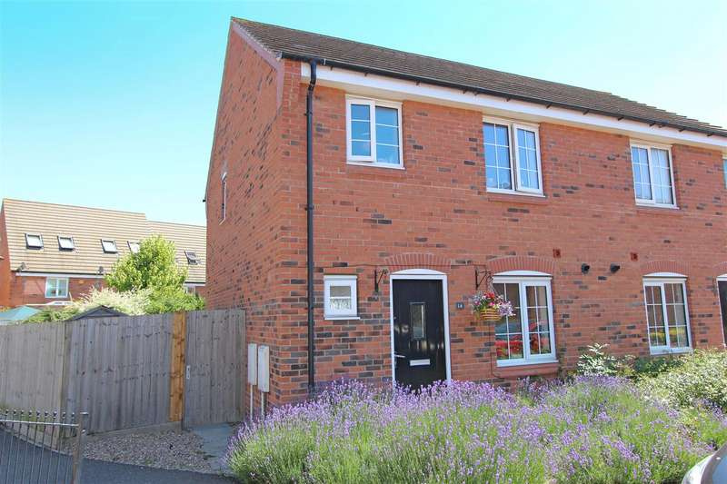 3 Bedrooms Detached House for sale in Newbury Crescent, Bourne