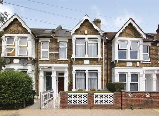 3 Bedrooms Terraced House for sale in Oliver Road, Walthamstow, London