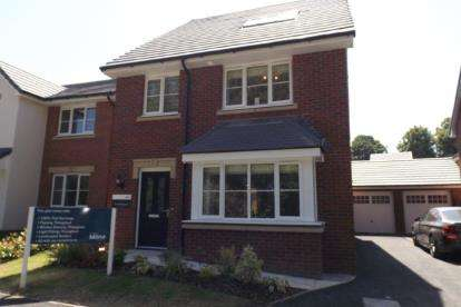5 Bedrooms Detached House for sale in Winterley Gardens, Winterley, Haslington, Crewe