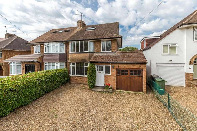 5 Bedrooms Semi Detached House for sale in Bettespol Meadows, Redbourn, St. Albans, Hertfordshire