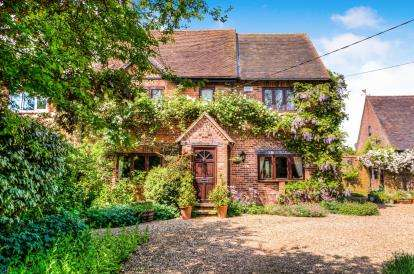 3 Bedrooms Semi Detached House for sale in Fosse Way, Hunningham Hill, Hunningham, Warwickshire