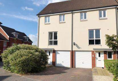 3 Bedrooms End Of Terrace House for sale in West End, Southampton, Hampshire