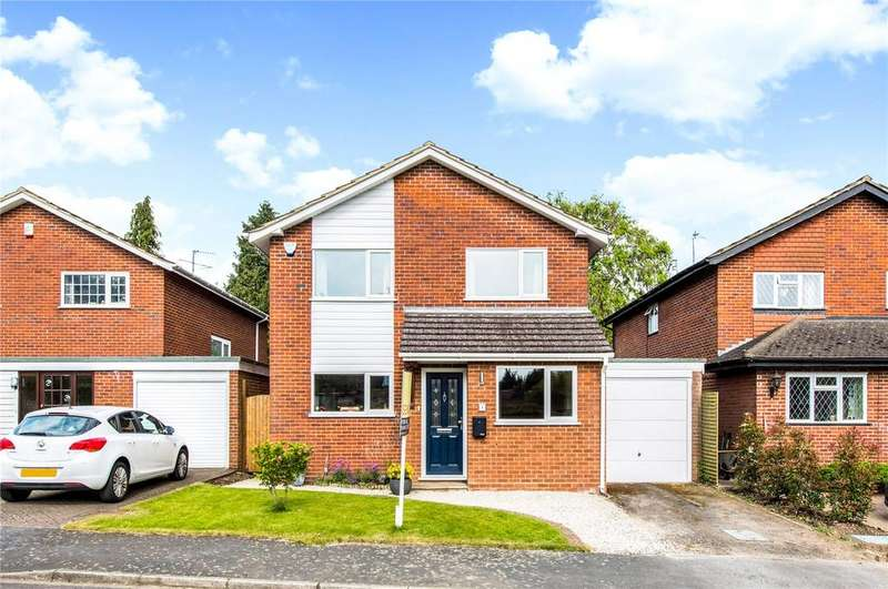 4 Bedrooms Detached House for sale in Wannions Close, Ley Hill, Chesham, Buckinghamshire, HP5