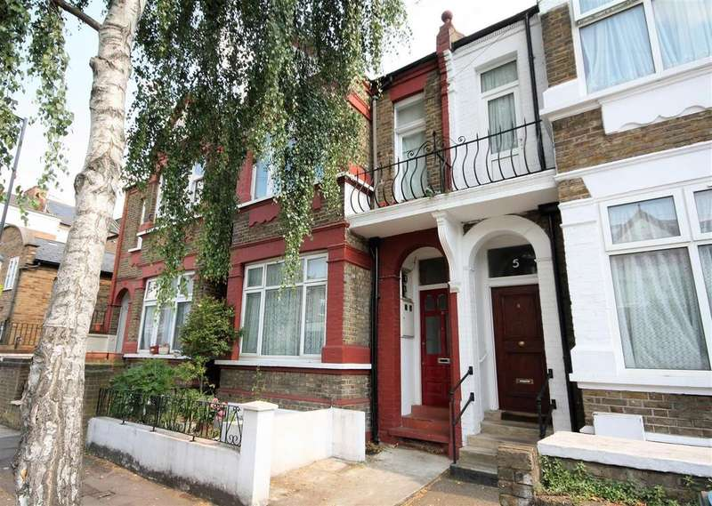 2 Bedrooms Flat for sale in Clifford Gardens, Kensal Rise, London