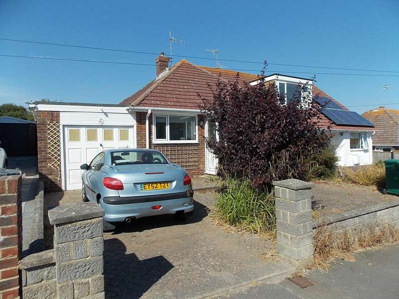 3 Bedrooms Semi Detached Bungalow for sale in Grassmere Avenue, Telscombe Cliffs, East Sussex