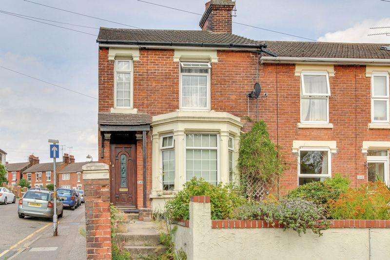 3 Bedrooms House for sale in Old Heath Road, Colchester