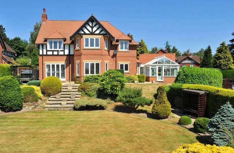 4 Bedrooms Detached House for sale in Rossett Green Lane, Harrogate