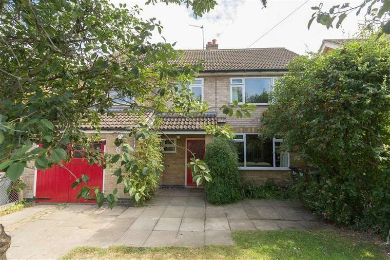 5 Bedrooms Detached House for sale in Kirkstone Drive, Loughborough, LE11