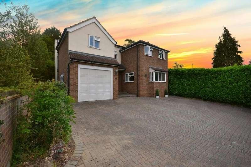 4 Bedrooms Detached House for sale in Hertford Road, Stevenage