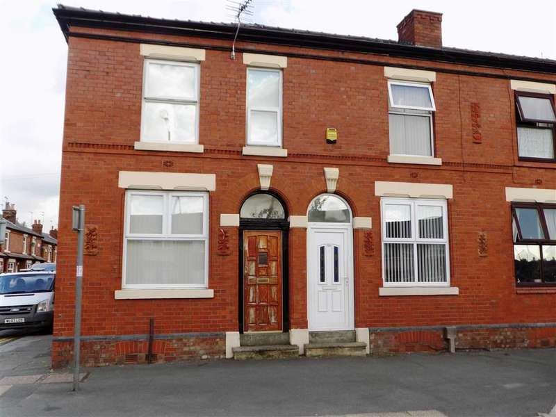 2 Bedrooms Terraced House for sale in Reddish Road, Stockport