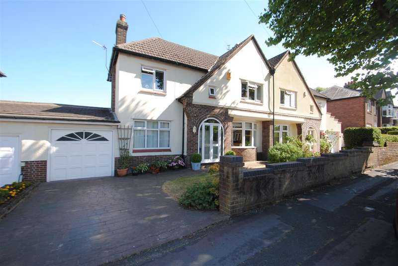 3 Bedrooms Semi Detached House for sale in West Avenue, STOCKTON HEATH, Warrington, WA4