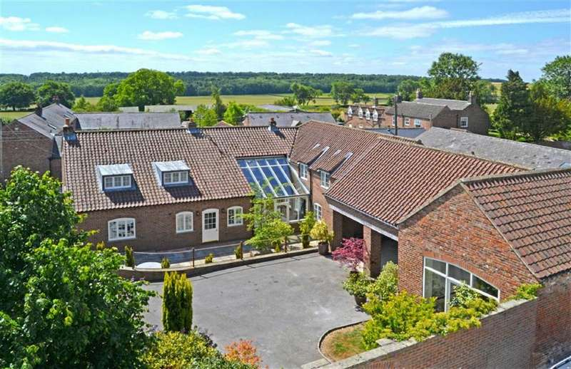 5 Bedrooms Detached House for sale in Main Street, Tibthorpe, East Yorkshire