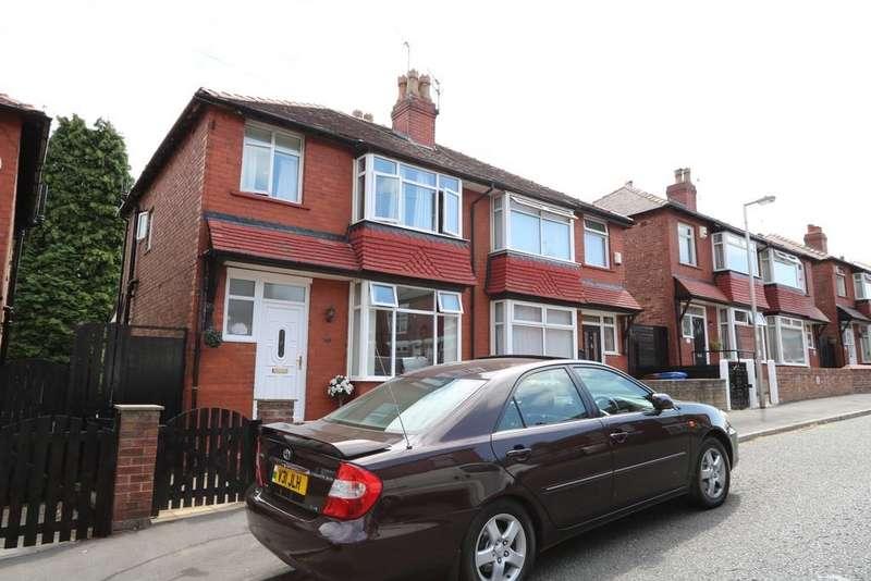 3 Bedrooms Semi Detached House for sale in Webb Lane, Offerton