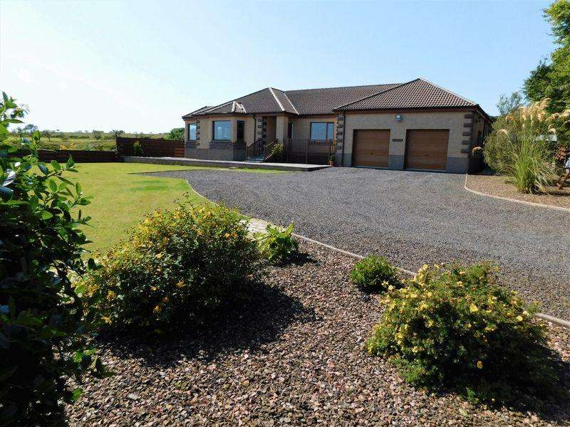 3 Bedrooms Bungalow for sale in Old Hall, Wick