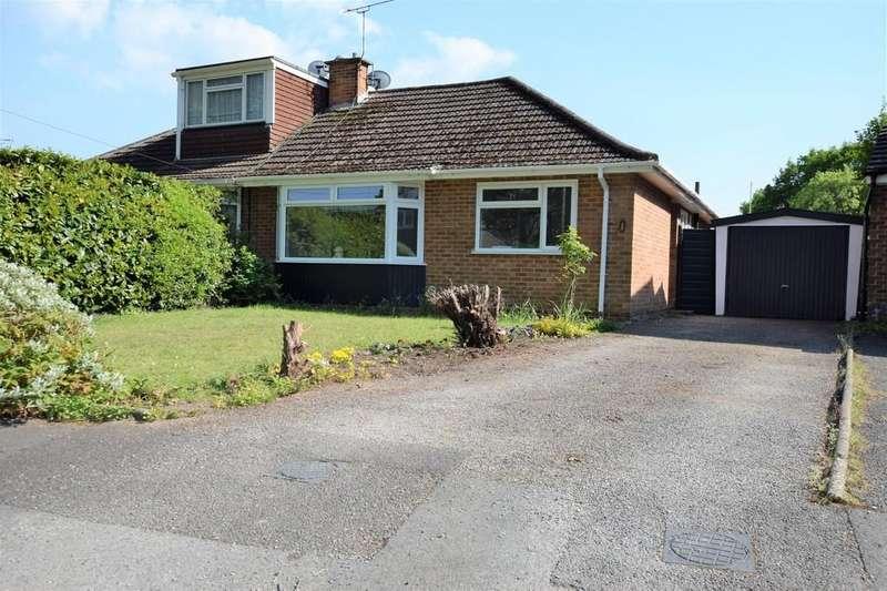 2 Bedrooms Semi Detached Bungalow for sale in Varney Close, Farnborough, GU14