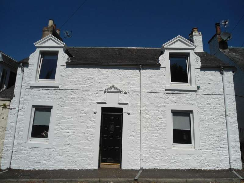 2 Bedrooms End Of Terrace House for sale in Moffat DG10