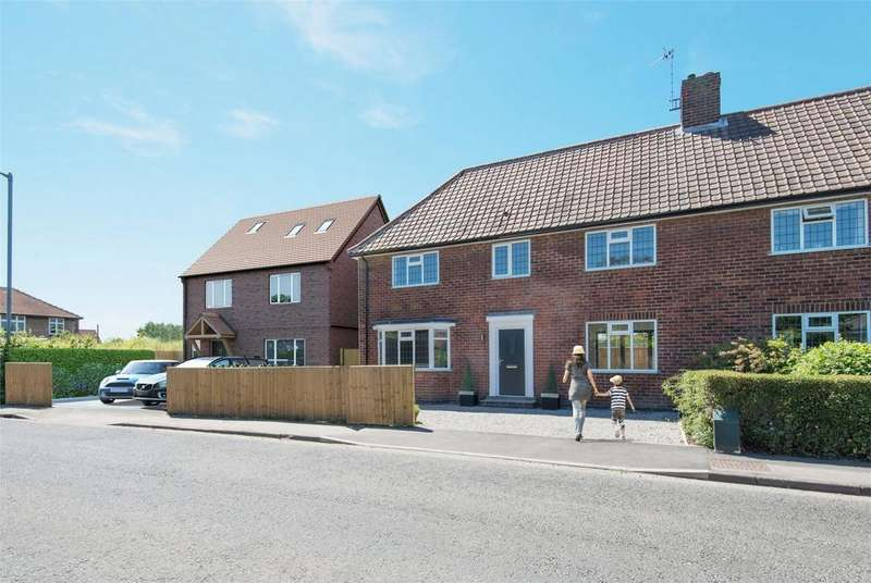 4 Bedrooms Semi Detached House for sale in Woodlands Grove, Stockton Lane, York