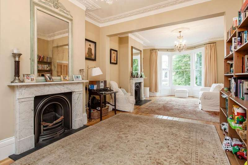 5 Bedrooms Terraced House for sale in Cromwell Avenue, Highgate, London, N6