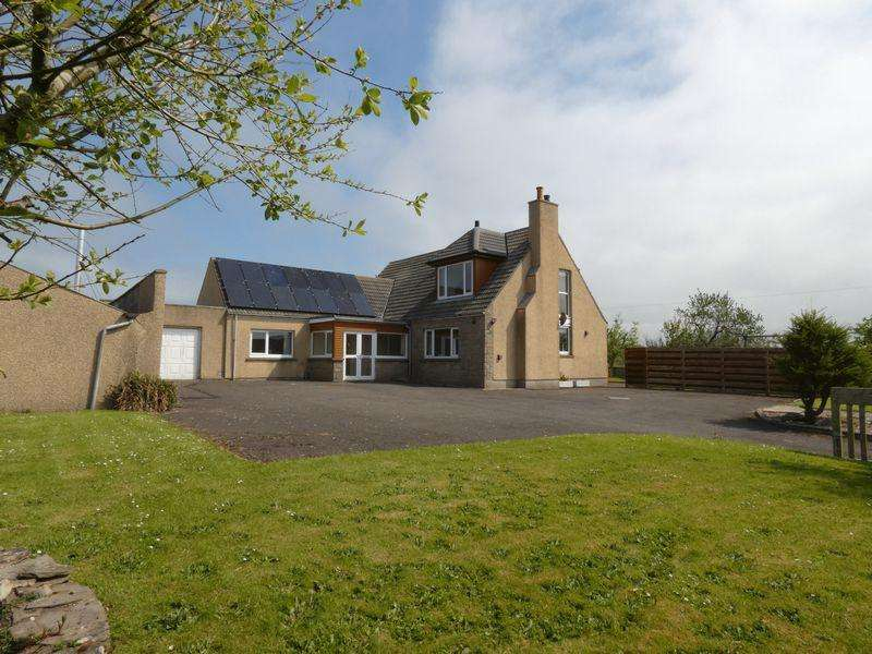 4 Bedrooms Detached House for sale in Weydale, Thurso
