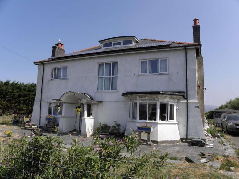 5 Bedrooms House for sale in Belgrave Road, Fairbourne, LL38