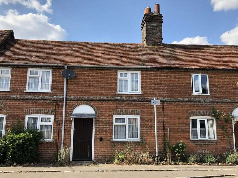 2 Bedrooms Cottage House for sale in Church Gate, Thatcham