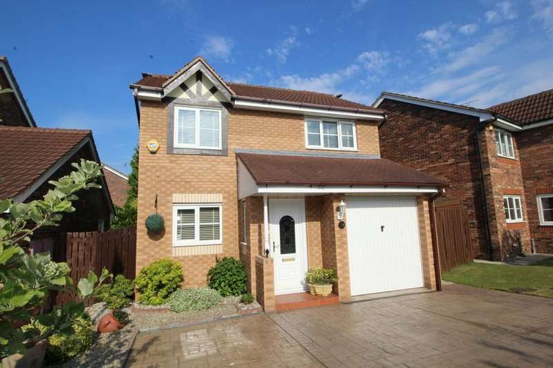 3 Bedrooms Detached House for sale in Whinbeck Avenue, Normanton