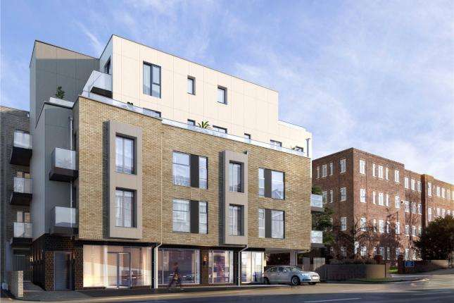 2 Bedrooms Apartment Flat for sale in Brent Street, Hendon, NW4 1BE