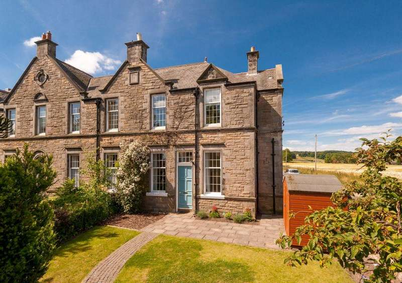 4 Bedrooms Ground Flat for sale in 124/2 Alnwickhill Road, Edinburgh, EH16 6NQ