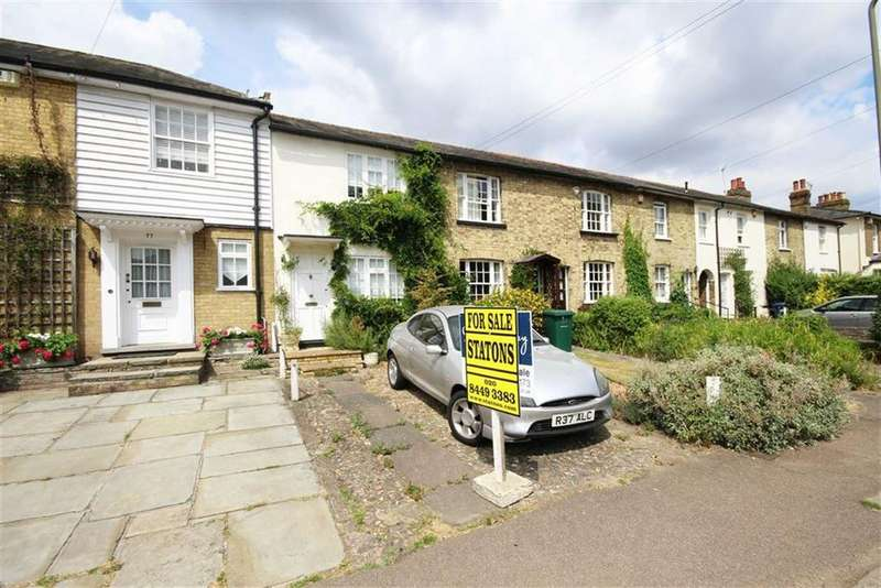 1 Bedroom Terraced House for sale in Hadley Highstone, Barnet, Hertfordshire