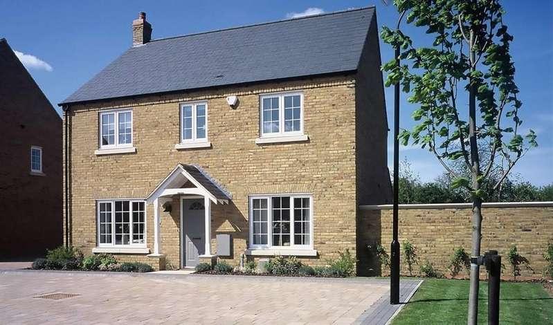 4 Bedrooms Link Detached House for sale in Grange Lane, Littleport