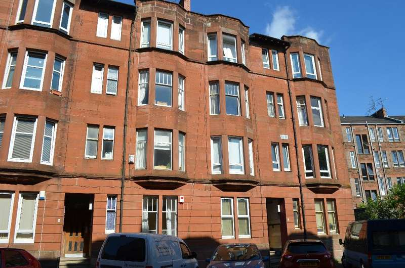 1 Bedroom Flat for sale in Ettrick Place, Flat 1/1, Shawlands, Glasgow, G43 1UA