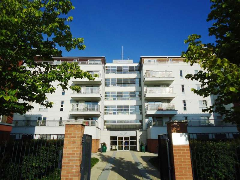 2 Bedrooms Apartment Flat for sale in 19 Watkin Road, Freemens Meadow, Leicester