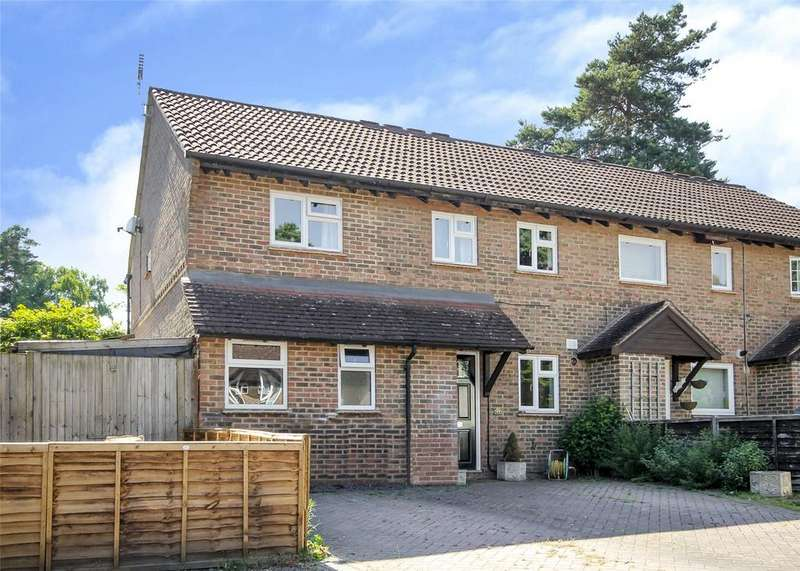 4 Bedrooms End Of Terrace House for sale in Coombe Pine, Bracknell, Berkshire, RG12