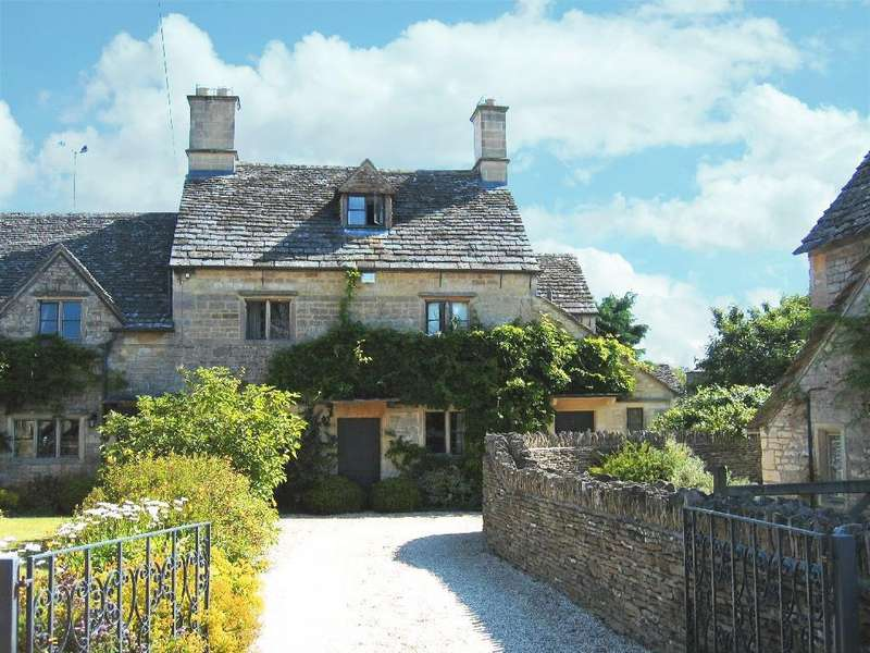 3 Bedrooms Cottage House for sale in Arlington Green Bibury, Cirencester