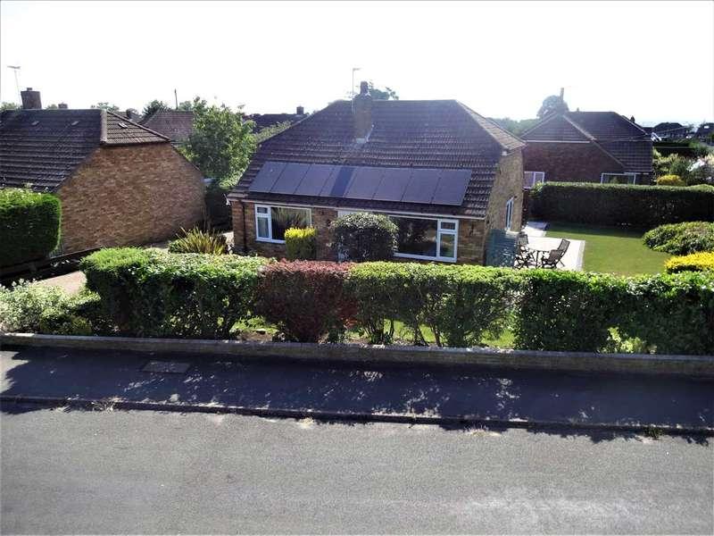 3 Bedrooms Bungalow for sale in Churchill Avenue, Bracebridge Heath, Lincoln