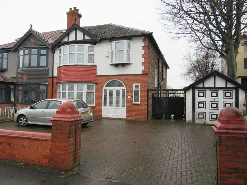 4 Bedrooms Semi Detached House for sale in Seymour Grove, Old Trafford, Manchester, M16